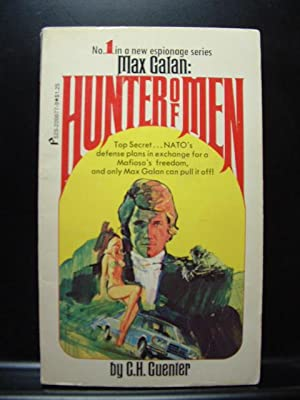 MAX GALEN: HUNTER OF MEN