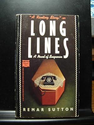 LONG LINES: Sutton, Remar