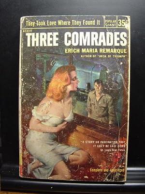 three friends erich maria remarque
