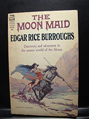THE MOON MAID: Burroughs, Edgar Rice