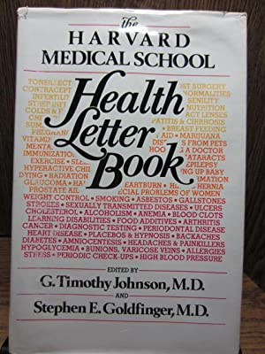 THE HARVARD MEDICAL SCHOOL HEALTH LETTER BOOK