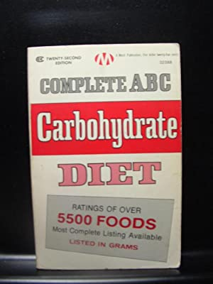 COMPLETE ABC CARBOHYDRATE DIET