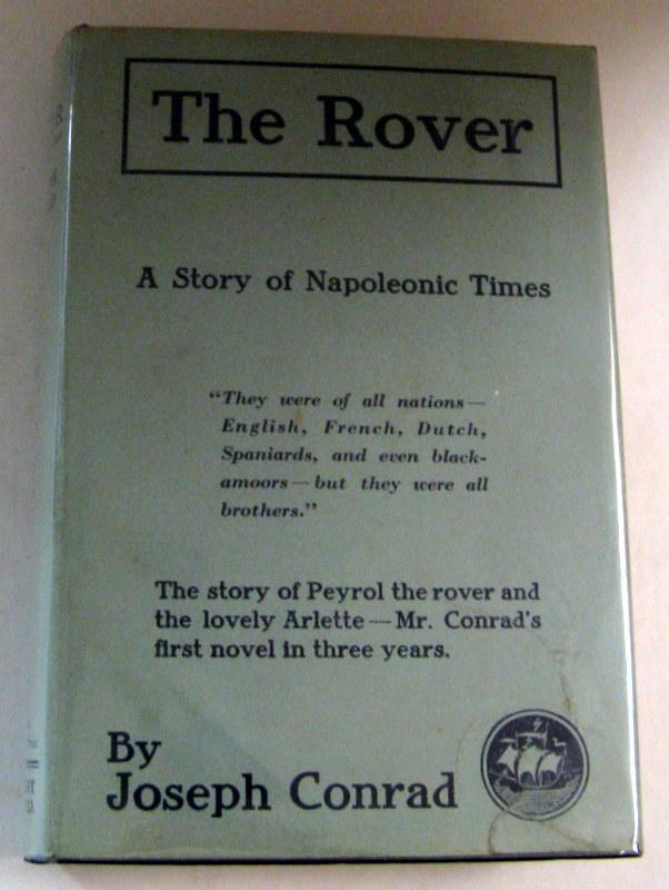 the rover conrad joseph