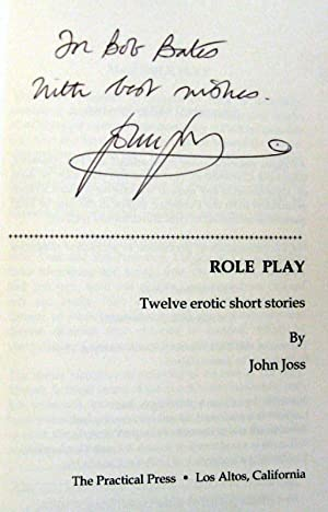 Role Play: John Joss