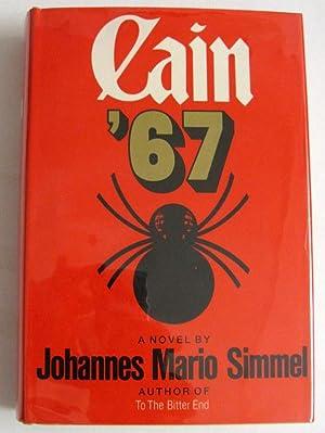 Cain '67: Johannes Mario Simmel; Rosemarie Mays [Translator]