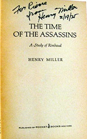 Time of Assassins: Henry miller