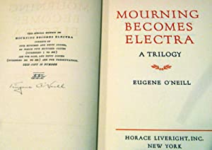 Mourning Becomes Electra: A Trilogy: Eugene O'Neill