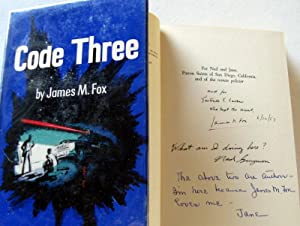 Code Three: James M. Fox