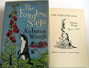 The Foxglove Saga: Auberon Waugh