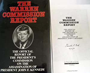 The Warren Commission Report: The Official Report: President's Commission