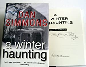 A Winter Haunting: Simmons, Dan