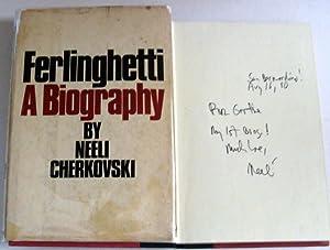 Ferlinghetti, a biography: Cherkovski, Neeli