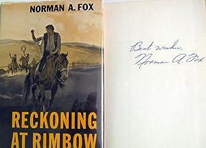 Reckoning at Rimbow: Norman A. Fox