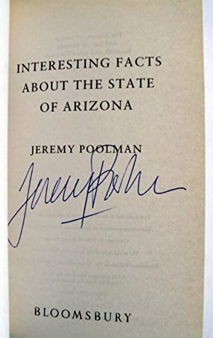Interesting Facts About The State Of Arizona: Jeremy Poolman