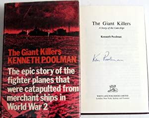 The Giant Killers: A Story of the Cam-Ships: Kenneth Poolman