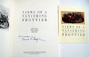 Views of a Vanishing Frontier: Ewers, John C.;