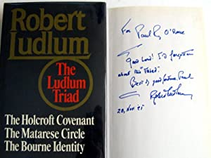 The Ludlum Triad: The Holcroft Covenant, The: Robert Ludlum