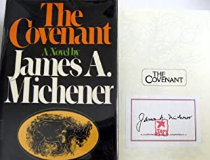 The Covenant: A Novel: Michener, James A.
