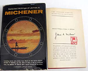 Selected Writings of James A. Michener with Special Foreword By the Author: Michener, James A.