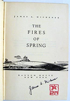 The Fires of Spring: James Michener