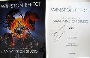 The Winston Effect: The Art & History of Stan Winston Studio: Duncan, Jody; Cameron, James [...