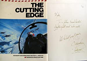 The Cutting Edge: C. J. Heatley III; Senator Jake Garn [Foreword]