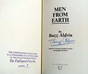 Men From Earth: Buzz Aldrin