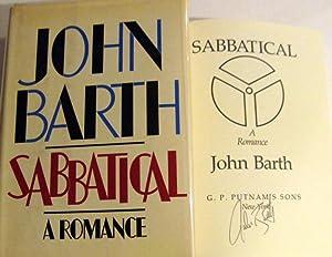 Sabbatical: Barth, John