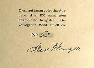 Max Klinger: von Franz Hermann Meissner