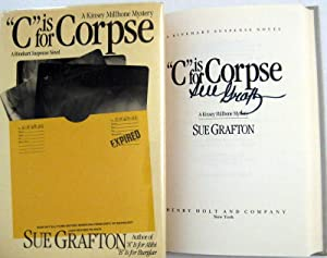"C"" is for Corpse: Grafton, Sue"