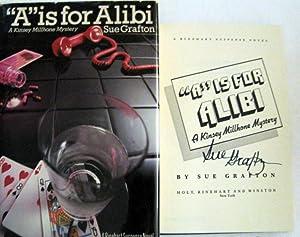 A is for Alibi: Sue Grafton