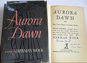 Aurora Dawn: Wouk, Herman