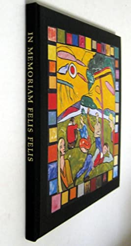 In Memoriam Felis Felis: John Updike; illustrated by R. B. Kitaj