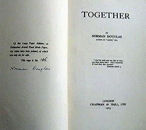 Together: Norman Douglas