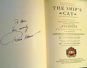 The Ship's Cat: Richard Adams; Alan Aldridge