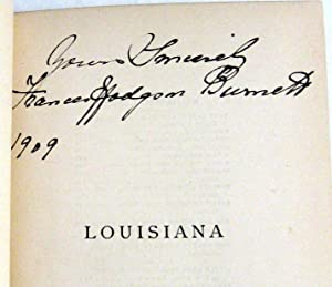 Louisiana: Burnett, Frances Hodgson