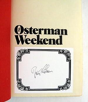 The Osterman Weekend: Ludlum, Robert