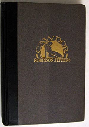 Cawdor and other Poems: Jeffers, Robinson