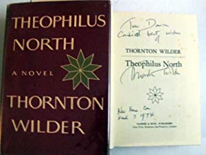 Theophilus North: Wilder, Thornton