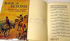 Back of Beyond: Franklin, George Cory