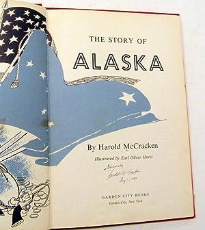 The Story of Alaska: McCracken, Harold