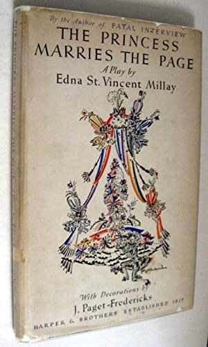 The Princess Marries the Page: Millay, Edna St.