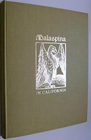 Malaspina in California: Cutter, Donald C.