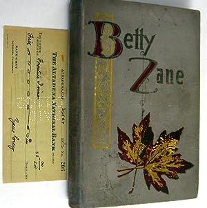 Betty Zane: P. Zane Grey