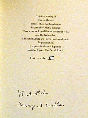 Early Millar : The First Stories of: Macdonald, Ross; Millar,