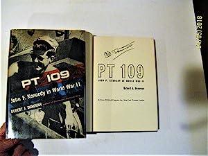 PT 109 John F. Kennedy in World: Donovan, Robert J.