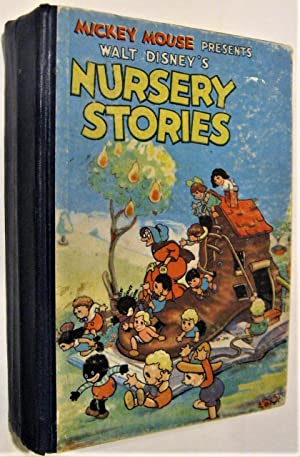 Nursery Stories from Walt Disney's Silly Symphony: Disney, Walt