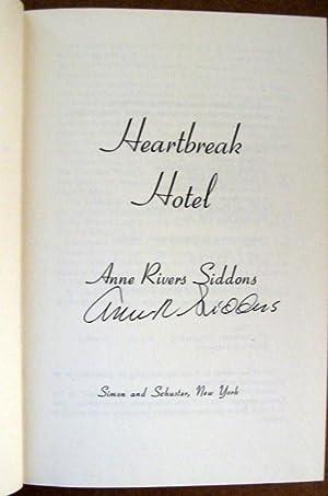 Heartbreak Hotel: Anne Rivers Siddons