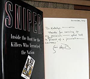 Sniper: Inside the Hunt for the Killers Who Terrorized the Nation: Sari Horwitz; Michael Ruane