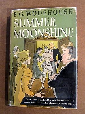 Summer Moonshine: P.G.Wodehouse
